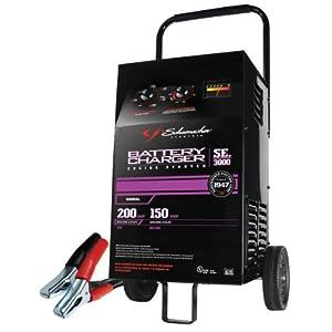 Schumacher SE-3000 1.5-200 Amp Manual Fleet Battery Charger