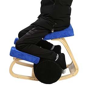 Amazon Com Mallboo Ergonomic Kneeling Chair For Office