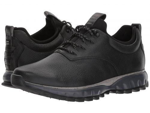 Cole Haan(コールハーン) メンズ 男性用 シューズ 靴 スニーカー 運動靴 Grand Explore All-Terrain Ox Waterproof - Black Leather/Ironstone/Magnet WP [並行輸入品] B07BL5J9PT