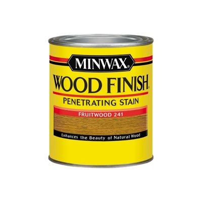 Minwax 70010 Fruitwood Wood Finish - 1 Quart