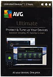 AVG Ultimate Internet Security & PC Tuneup Unlimited Devices 2