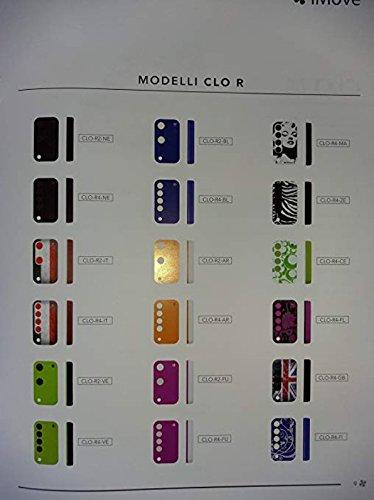 negro Mando universal 433 MHz duplicador c/ódigos fijos y adquirir Rolling Code sullo mando de autoaprendizaje