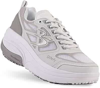 7a94fa50ed Gravity Defyer Proven Pain Relief Women's G-Defy ION Athletic Shoes Great  for Plantar Fasciitis