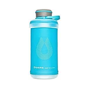 Hydrapak Stash 750 Flexible Water Bottle, Malibu Blue, 750ml