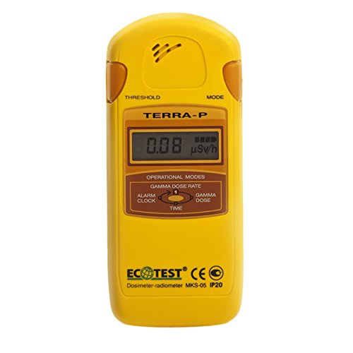 Geiger Counter Terra-P, Dosimeter Radiometer