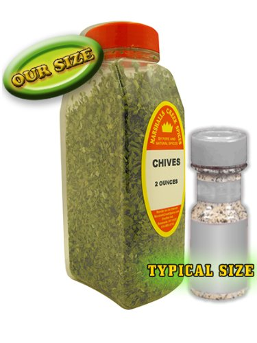 XL Size Marshalls Creek Spices Chives 2 oz