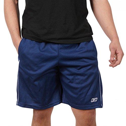 Reebok Men's ZCC21988 Performance Shorts, Navy, XX-Large