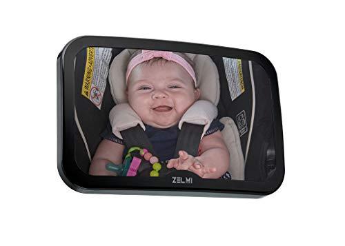 Baby Mirror Back seat Shatterproof