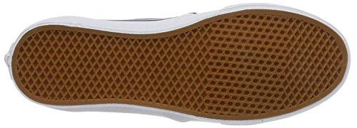 Running Donna Leather Scarpe Deluxe Vans Nero Camden twCIq6FxA