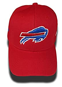 C-2 Stitch Buffalo Bills Glow In The Dark Adjustable Hat