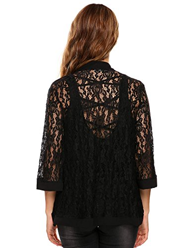 3 Femme Meaneor Meaneor Femme Noir Noir Shirt Meaneor Shirt 3 HwpnZTpfq