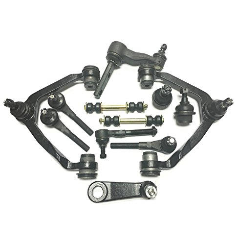 6 New Pc Inner /& Outer Tie Rod Ends Kit for Ford F-150 F-250 Lincoln Navigator