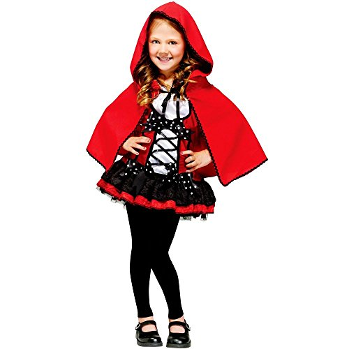 Sweet Red Riding Hood Kids Costume -