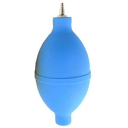 Dabixx Ver Herramientas de reparación, Herramienta de Limpieza de Goma Air Buster Ball para Lentes