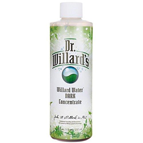 Willard Water XXX Dark Multi-Vitamin, 8 Ounce