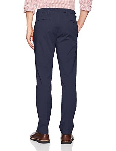 360 stretch stretch Pembroke Fit Workday Dockers Black 28l Khaki 28w Tapered Men's Smart Slim Flex X Pants awxq1RA0