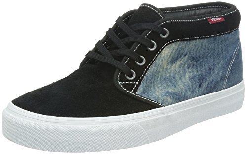 Vans Chukka 79 Classics Suede Denim Black Chili Pepper suede denim black chili pepper