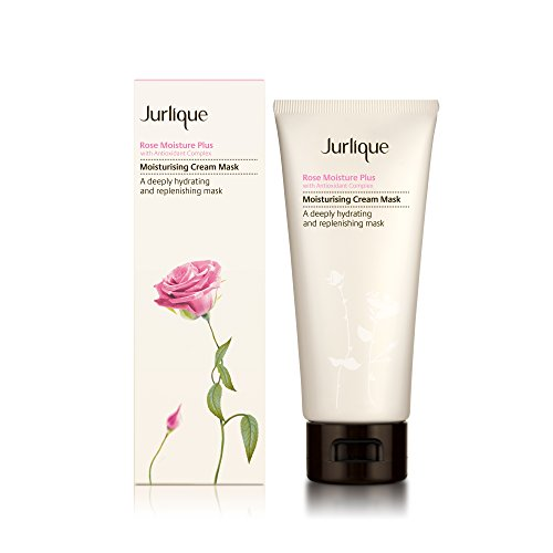 Jurlique Rose Moisture Plus Moisturizing Cream Mask, 3.5 oz