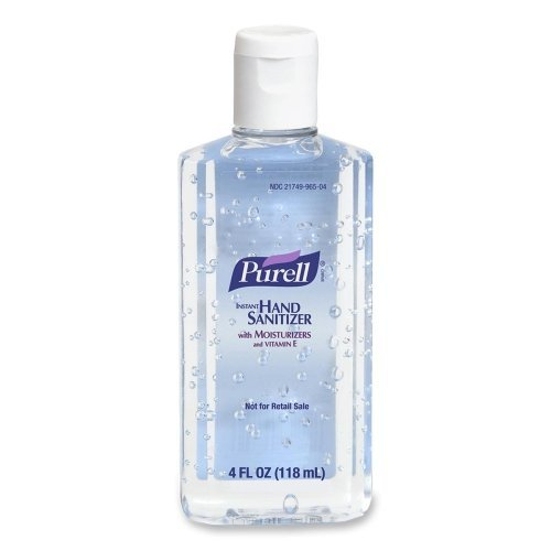 Gojo PURELL Portable Instant Hand Sanitizer - 4fl oz - Non-t