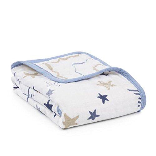 aden mehr Anais Aden Anais–Decke für Kinderwagen Rock Star 6094 ADEN PLUS ANAIS