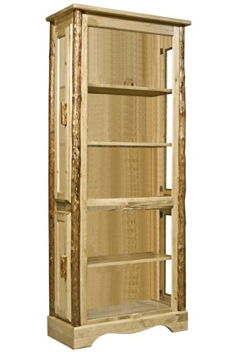 Montana Woodworks Glacier Country Collection Curio Cabinet (Collection Curio China)