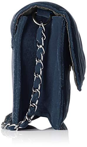 Sacs Body Legion Pieces Cross Blue Bleu Pcfaith Velvet bandoulière zqgxwxS4C
