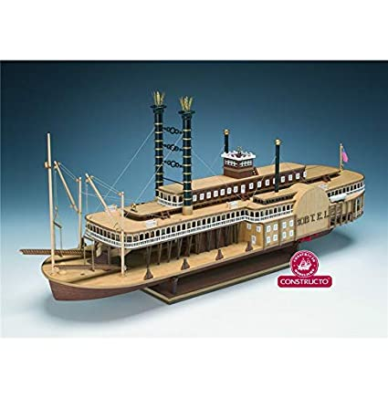Amazon.com: Constructo 80840 1/48 Robert E Lee: Toys & Games