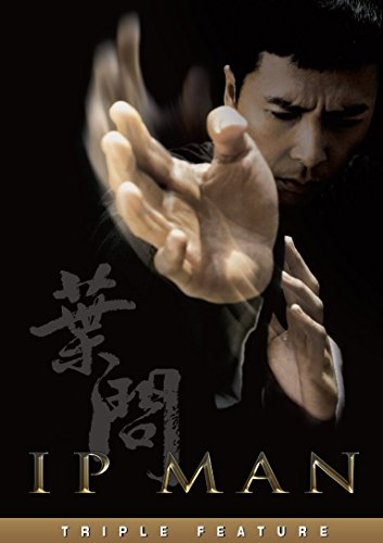 Triple Feature Boxset - Ip Man (Ip Man / Ip Man 2 / Ip Man: The Final Fight)