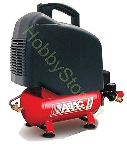 Abac Compresor 6 litros de capacidad