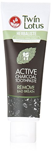 Twin-Lotus-Active-Charcoal-Toothpaste-Herbaliste-Triple-Action-100-G-X-1-Tube