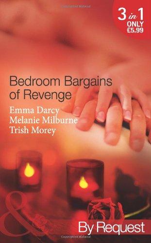 book cover of Bedroom Bargains of Revenge