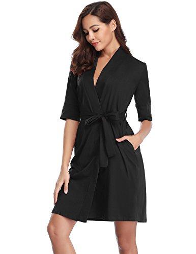 Traje Traje Aibrou Mujer Camis Albornoz Kimono AnqwEwvSx
