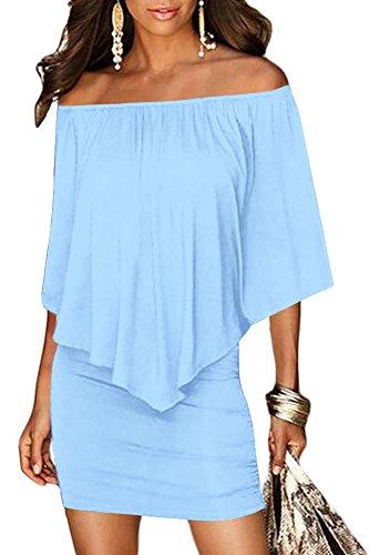 Pretty Blue Dress - 8