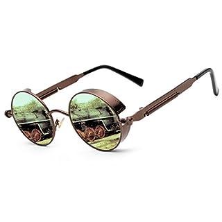 Men's steampunk sunglasses