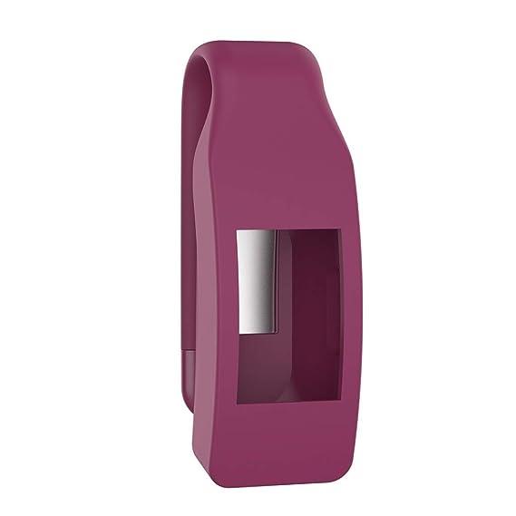 F/ür Fitbit Inspire//Inspire HR Case Cover,Colorful Weiches Verschluss Clip Halter Ersatz Verstellbares Sport Strap f/ür Fitbit Inspire//Inspire HR
