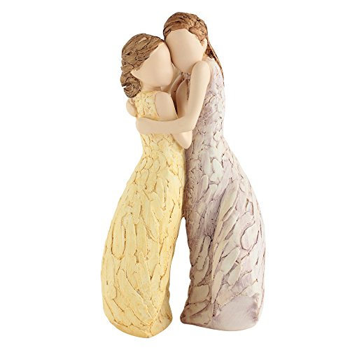 More Than Words My Sister Figurine by Arora Design Ltd