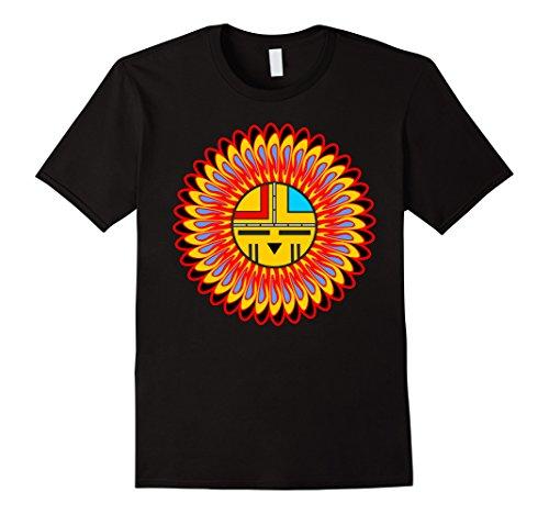 (Native American KACHINA - TAWA Sun Mask 3)
