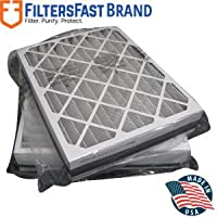 FiltersFast Compatible Replacement for Trane 21 x 27 x 5 (Actual Size: 20 9/16 x 26 1/4 x 4 15/16) Perfect Fit BAYFTFR21M Filter 2-Pack