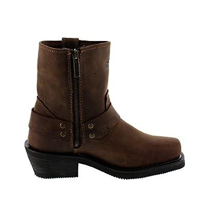Harley_Davidson Shoes - Boots EL PASO - brown 3
