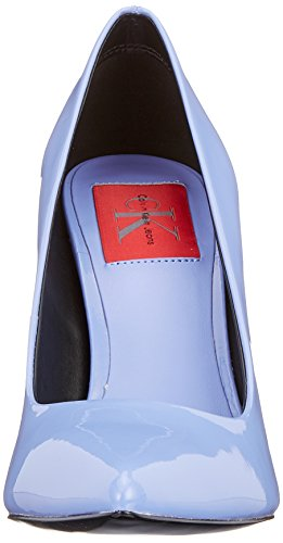 Jeans Klein Bleu Skb 000 Femme Escarpins Paige Calvin Patent WfanOqBww
