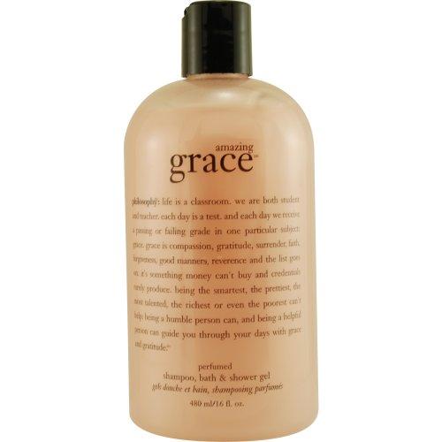 Philosophy Amazing Grace Shower Gel, 16 Ounces