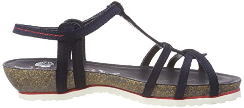 Panama Blue Sandals B1 Dori Navy Open Marino Toe Jack Women's rOqfTr
