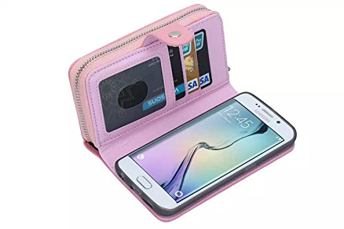 Ultra Flip PU Leather Case For Samsung Galaxy Note 5 (Black) - 5