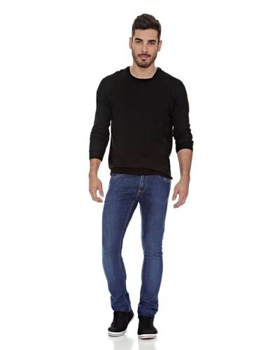 Oranjeans Herren Jeans Stone Wash Used C152, Konfektionsgroesse:46