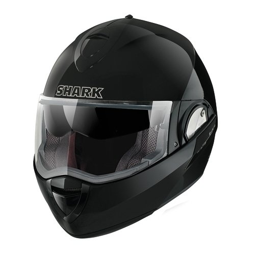 Shark Evoline Series 2 SharkTooth Helmet (Black, X-Small)