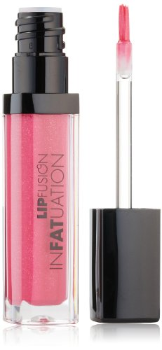 FusionBeauty InFATuation Liquid Plumping Lipstick, Lollipop, 0.19 Ounce (Best Drugstore Lip Plumper)