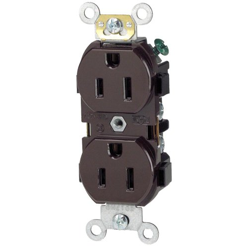 Leviton 5242 Industrial Receptacle Grounding
