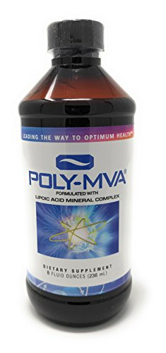 Poly-MVA Dietary Supplement 8 fl (230 ml) - 236 mls