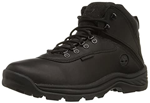 Timberland Men's White Ledge Mid Waterproof Ankle Boot,Black,11.5 M US - Leather Mid Waterproof Boot