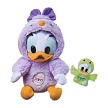 Taking 2017 New Year goods Daisy Duck zodiac costume stuffed Year of the Rooster New Year [Disney Resort Limited]